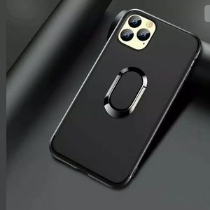 iPhone 11 Pro Max Adsorption magnetic stand case